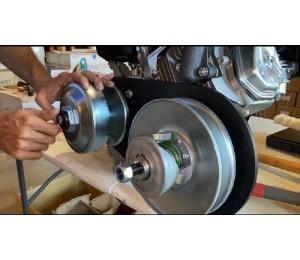 Predator 420cc Go Kart Torque Converter Clutch TAV2 Replacement