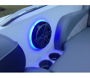 LED Speaker Rings for JL M6 880X