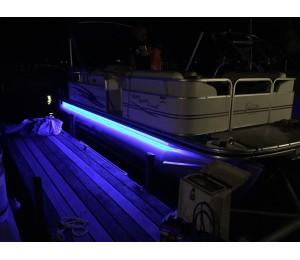 Pontoon Boat UNDER DECK LED LIGHTS - BLUE