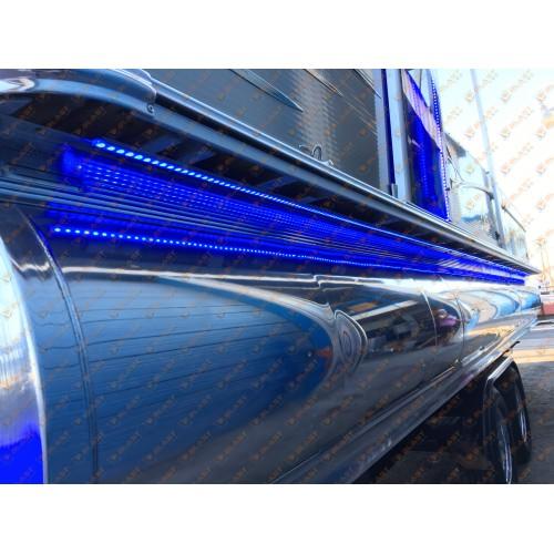 Pontoon Boat Under Deck Led Lights Kit Blue
