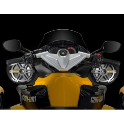 CAN-AM LED Speaker Light Rings (2)
