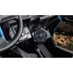 Polaris RZR led speaker light rings (6)