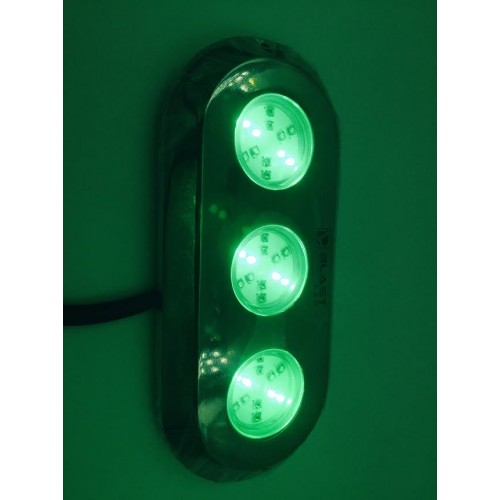 underwater boat led light rgb multi color - 316l, Reel Combo