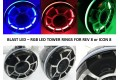 LED speaker rings for Wet sounds REV 8 or Icon 8
