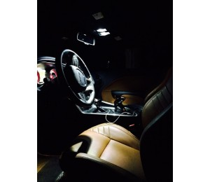 Dodge Challenger HELLCAT LED Interior Light Kit