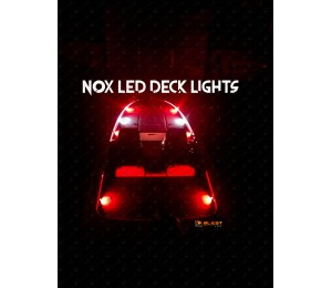 NOX SERIES - BASS BOAT LED Deck Light (1 pc)