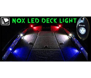 NOX SERIES - BASS BOAT LED Deck Light (8 pc) - Multi-Color RGB