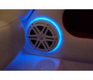 LED Speaker Rings for JL MX650