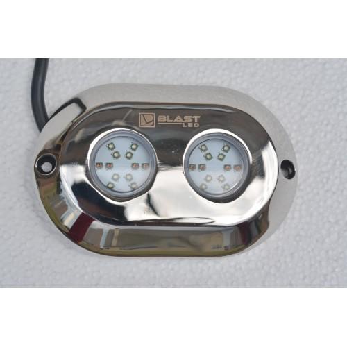 UNDERWATER LED BOAT LIGHT 316L - RGB MULTI COLOR