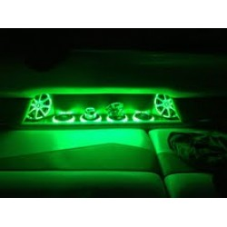 LED CUP HOLDER RINGS (2)