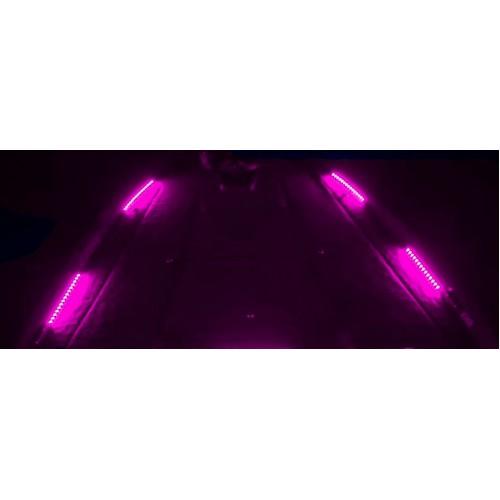 Led light strip flexible custom length led tape light 5050 smd chip aloadofball Gallery