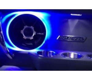 POLK MM651 MM651IM DB650 DB651 LED Speaker Rings