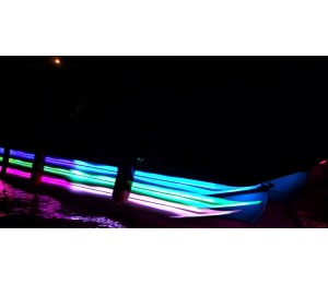 Pontoon Boat UNDER DECK LED LIGHTS - BLUE