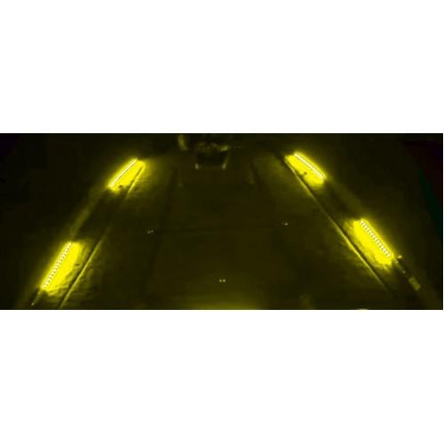 bass boat front deck led lighting