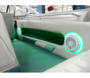JL M650 LED Speaker Rings