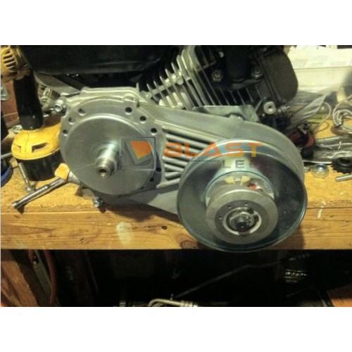 Predator 212cc Go Kart Torque Converter Clutch TAV2 Replacement - 3/4